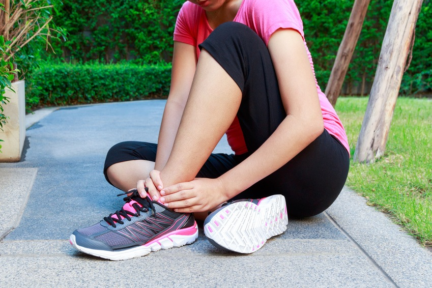 Ankle Sprain Quick Recovery | Thrive Now Physio