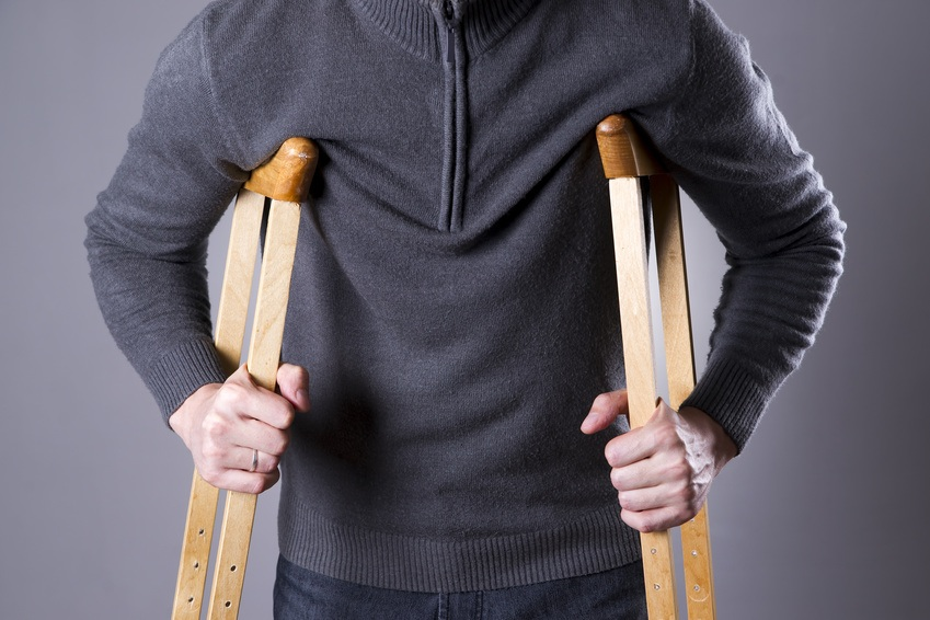 Using Crutches | Thrive Now Physio