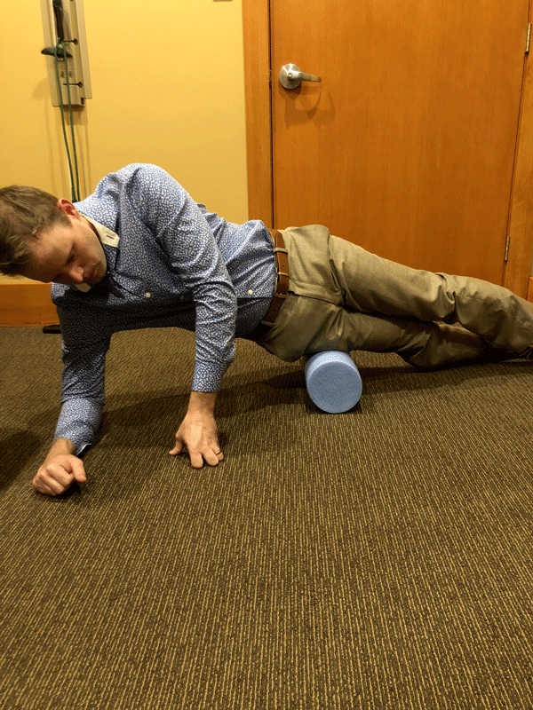 Top 5 Foam Rolling Exercises