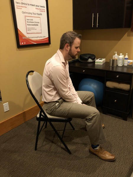 Slouching Posture | Thrive Now Physio
